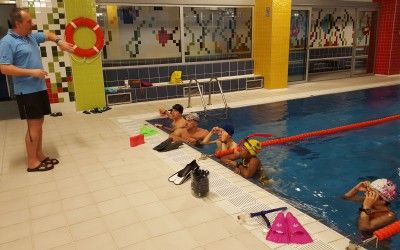 Técnica y prevención de lesiones en natación