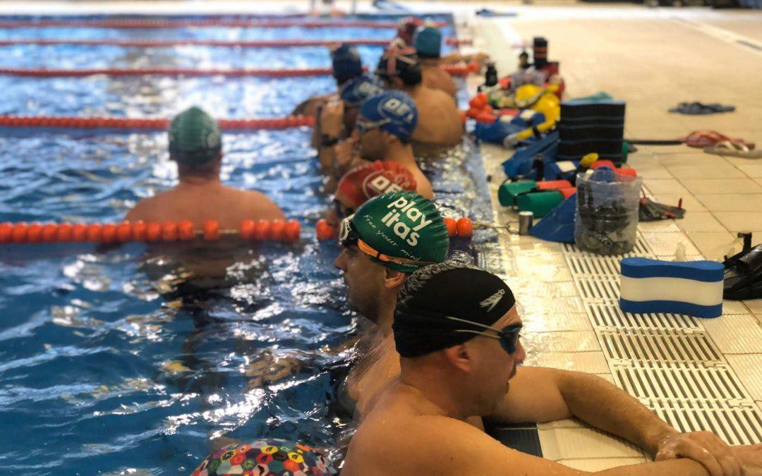 Aprendizaje de natación para principiantes con el OET Method