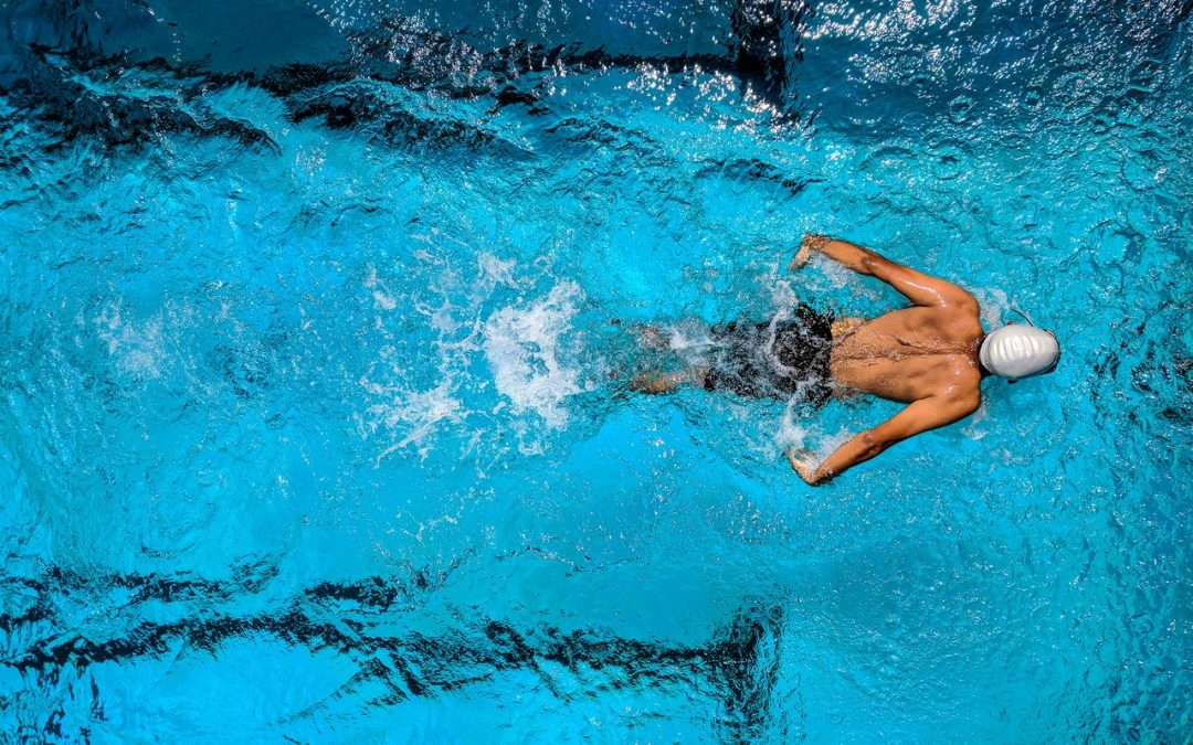 Swimming learning for beginners with OET Method