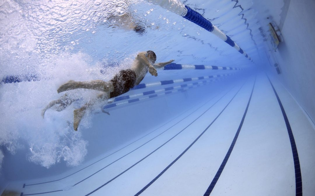 Improve swimming technique for adults